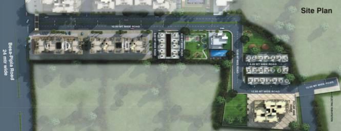 Pyramid City 6 Site Plan