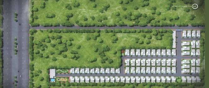 Rudra Royal Village Layout Plan