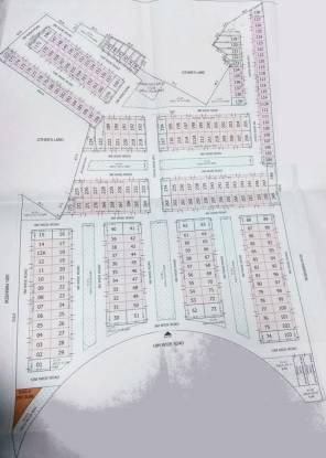 Gaursons 6th Parkview Layout Plan