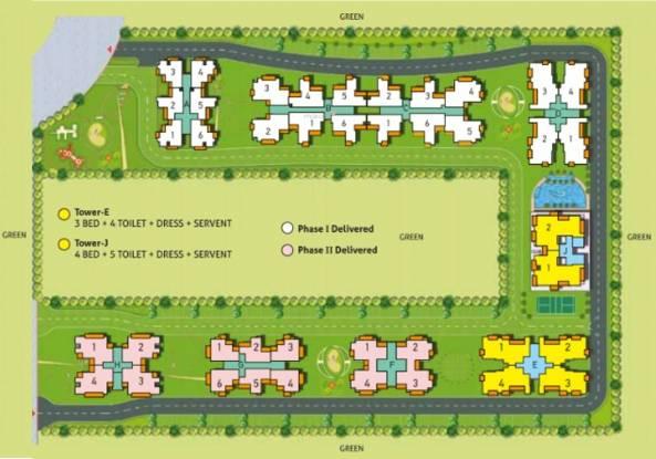 Maxblis White House III Layout Plan