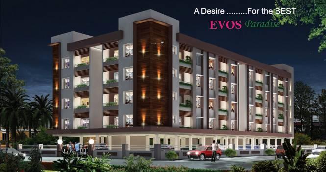 Evos Paradise Elevation