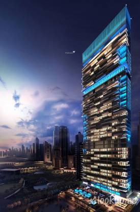 Dubai 1 JBR Elevation