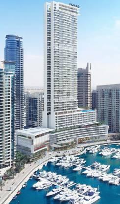 Emaar Vida Residence Dubai Marina Elevation