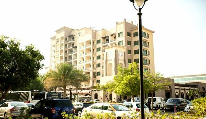 Emaar Una Riverside Residence Elevation