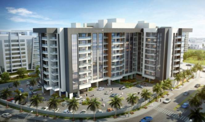 Gulf Topaz Premium Residences Elevation