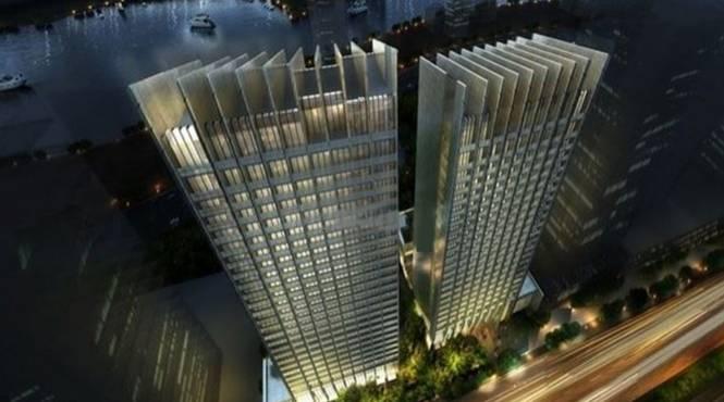 Omniyat Sterling Towers Elevation