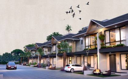 Shagun Mulberry Homes Elevation