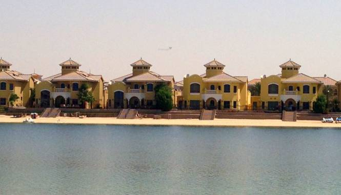 Nakheel Signature Villas Elevation