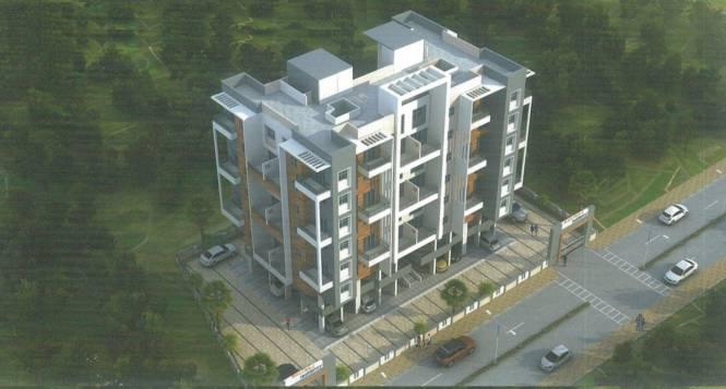 Sairaj Baliraj residency Elevation