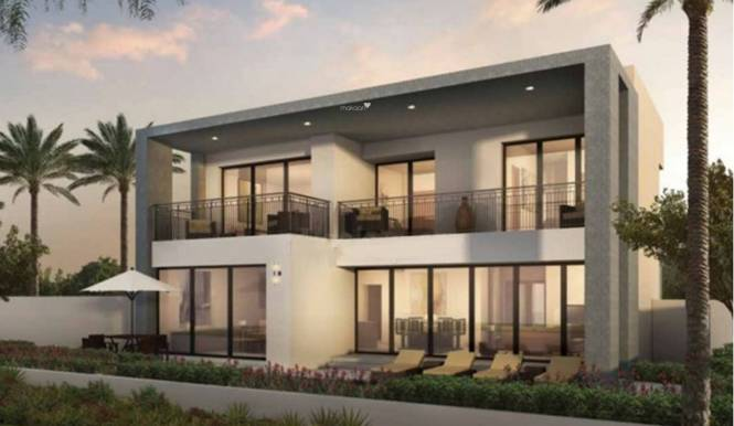 Emaar Sidra Villas Elevation