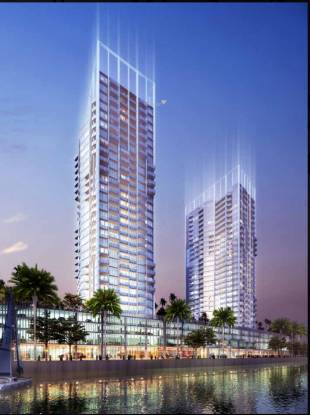 Damac Prive Elevation
