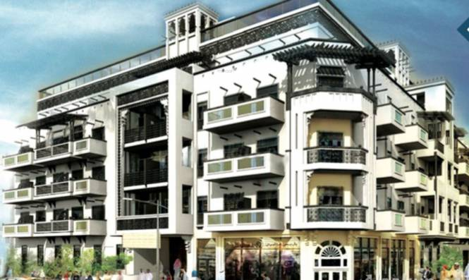 Plazzo Residence Elevation