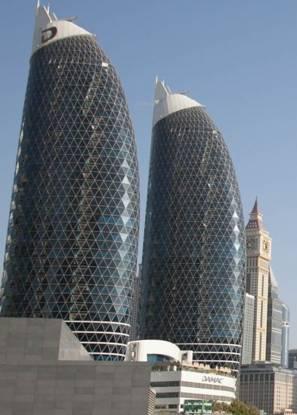 Damac Park Towers Elevation