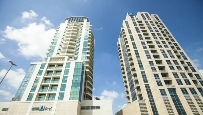 Al Madar Scala Tower Elevation