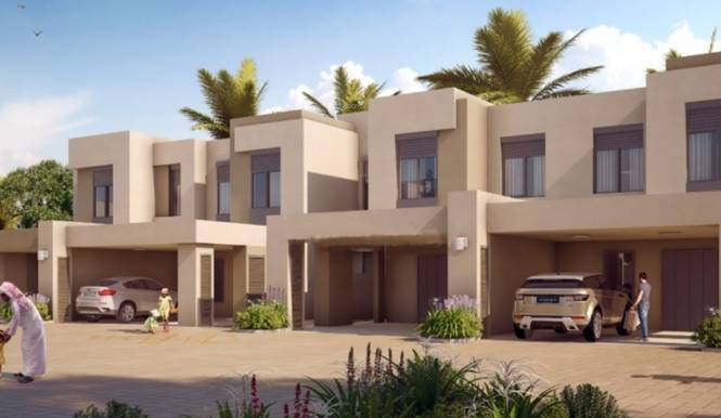 Nshama Safi Townhouses Elevation