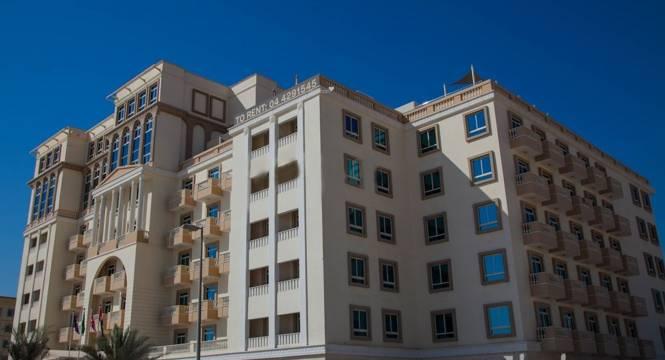 ACW Platinum One Tower Elevation