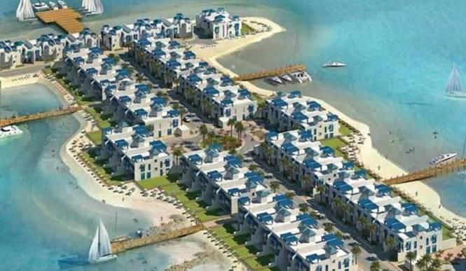 Nakheel Palma Residence Elevation