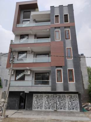 B M Aggarrwal Home Elevation
