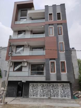 B M Aggarrwal Homes Elevation