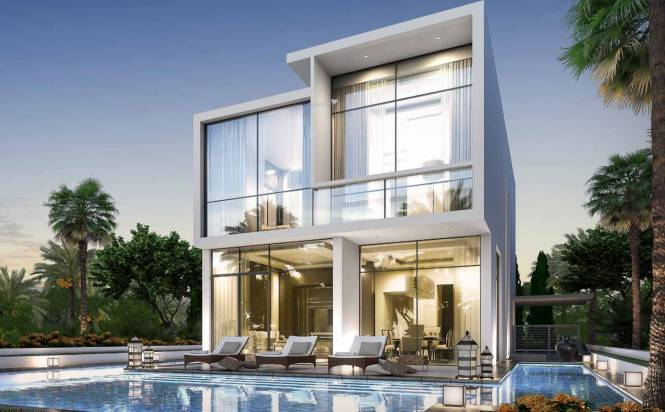 Damac Nova Hotel Villas Elevation