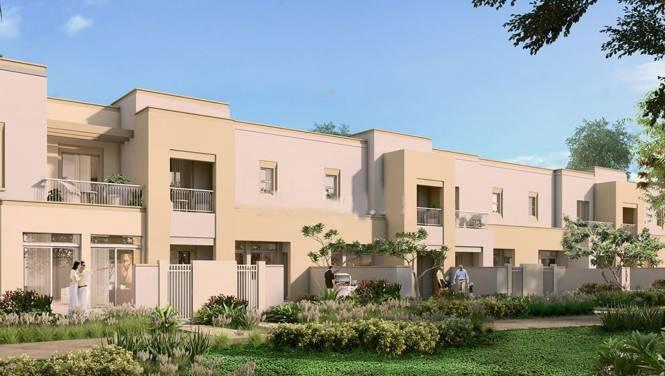 Nshama Naseem Townhouses Elevation
