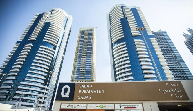 Bonyan New Dubai Gate 1 Elevation