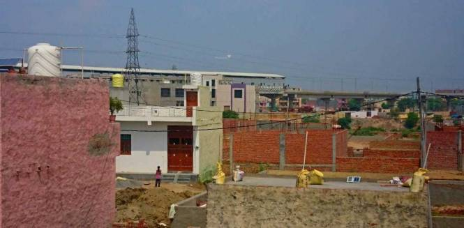 SS Shiv Shakti Enclave Construction Status