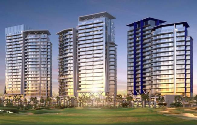 Damac NAIA Hotel Apartments Elevation