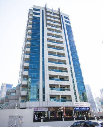 Diamond Developers Marina Diamond 3 Elevation