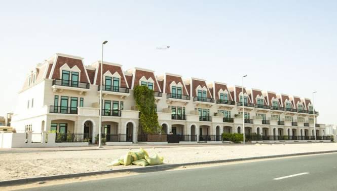 Al Faraa Mulberry Mansions Elevation