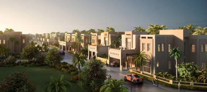 Dubai Mudon Phase 2 Elevation