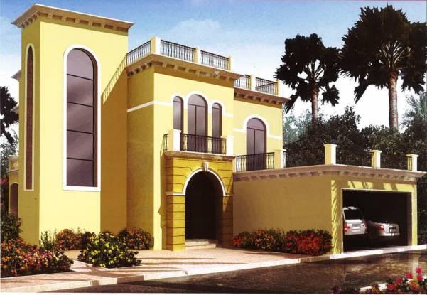 Nakheel Jumeirah Park Legacy Nova Elevation