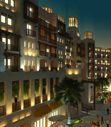 Dubai Manazel Al Khor Elevation