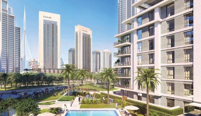 Emaar Island Park 1 Elevation