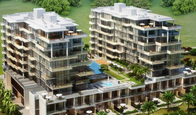 Damac Loreto Elevation