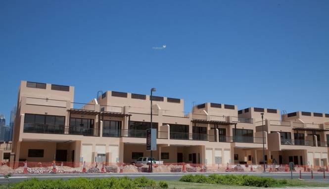 Nakheel Jumeirah Islands Townhouses Elevation