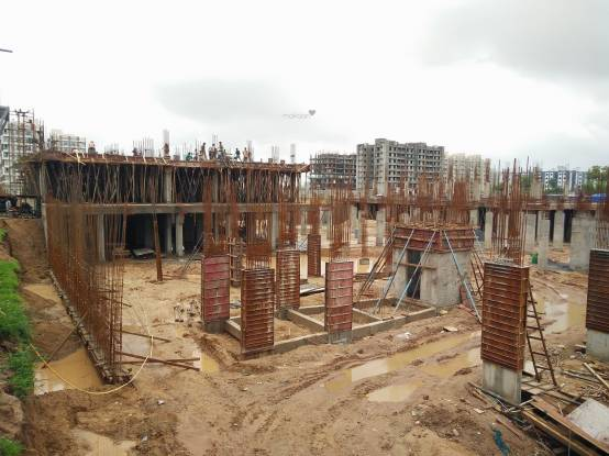 Shree Sharan Sanidhya Royal Construction Status