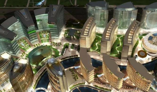 Dubai Jewel of the Creek Elevation