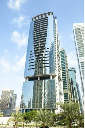 Emirates Indigo Tower Elevation