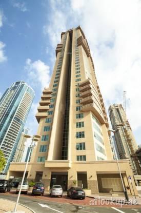 Al Mazaya Icon Tower 1 Elevation