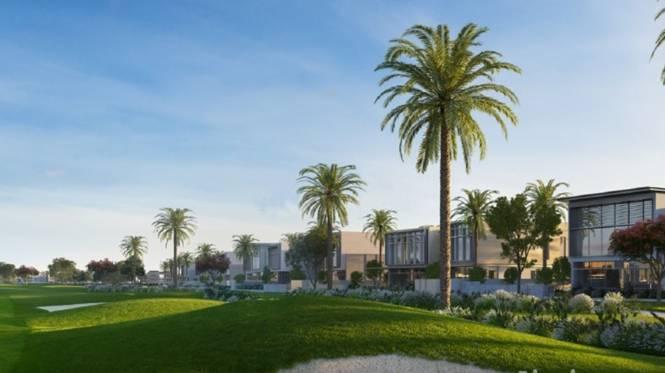 Emaar Golf Place at Dubai Hills Elevation