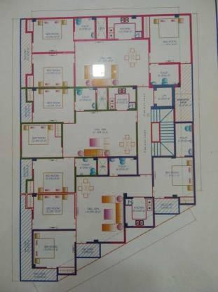 Rudranshi Homes Cluster Plan