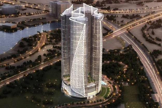 Damac Towers By Paramount Elevation
