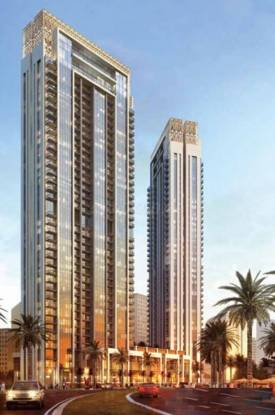 Emaar Creekside 18 Elevation