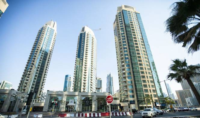 Emaar Fairfield Elevation