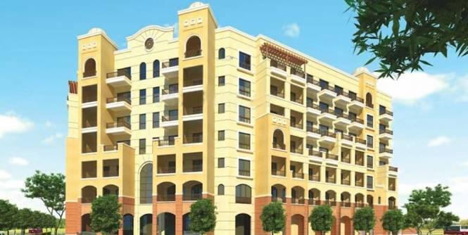 Al Madar Burj View Residence Elevation