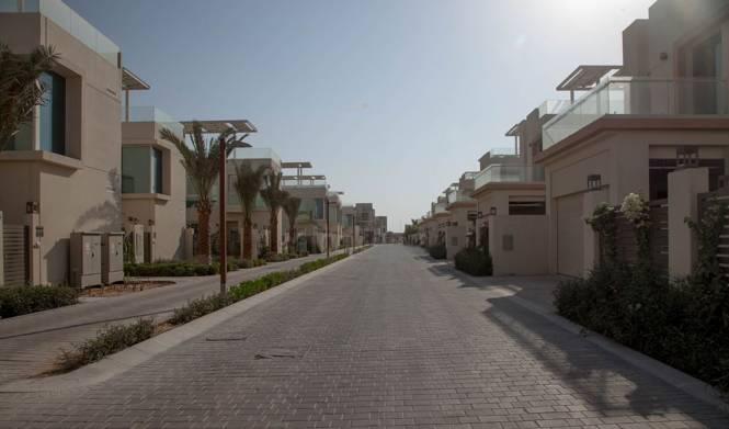 Diamond Developers Dubai Sustainable City Elevation