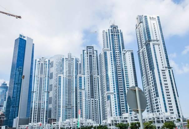 Dubai Executive Tower M Elevation