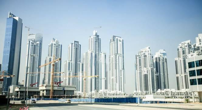 Dubai Executive Tower H Elevation