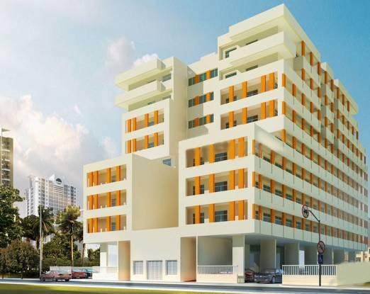 Imperio Developers Al Falak Residence Elevation